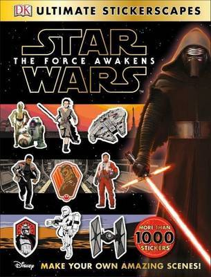 Star Wars: The Force Awakens Ultimate Stickerscapes
