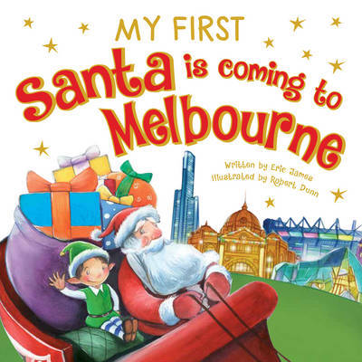 My First Santa is Coming to Melbourne