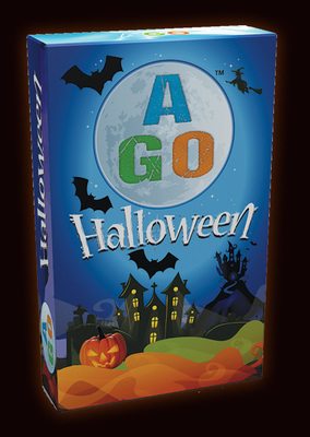 AGO Halloween EFL Card Game