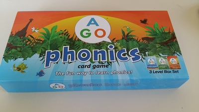 AGO Phonics 3-Level Box Set