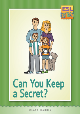 Can you keep a secret? Elemenatry reader with CD