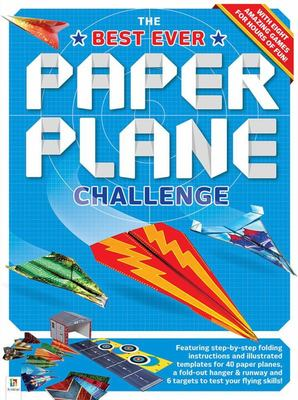 The Best Ever Paper Plane Challenge