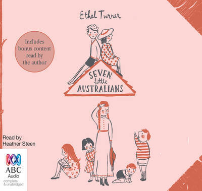 Seven Little Australians audio cd