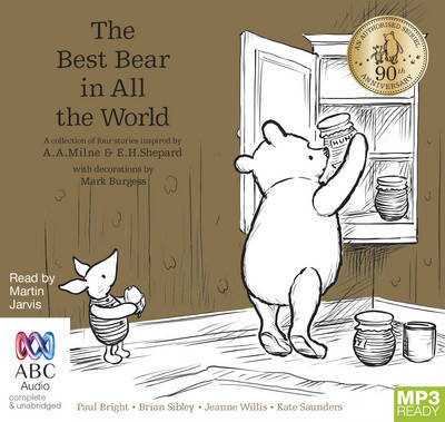 Various Authors / The Best Bear in the World (Audio MP3 CD)