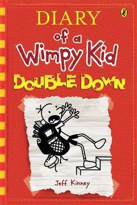 Double Down (Diary of a Wimpy Kid #11) HB
