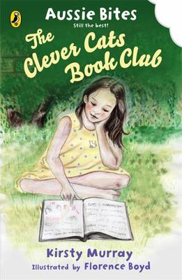 The Clever Cats Book Club (Aussie Bites)