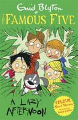 A Lazy Afternoon (Famous Five Colour Reads #4)
