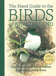 The Hand Guide to the Birds of New Zealand