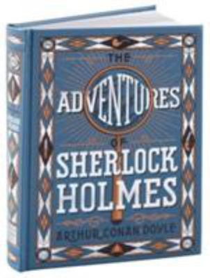 The Adventures of Sherlock Holmes (Leather Bound)