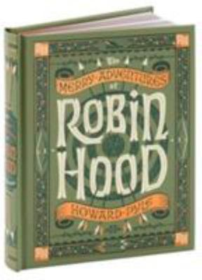 The Merry Adventures of Robin Hood (Leather Bound)