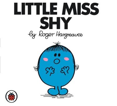 Little Miss Shy (Mr Men & Little Miss)