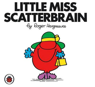 Little Miss Scatterbrain (Mr Men & Little Miss)