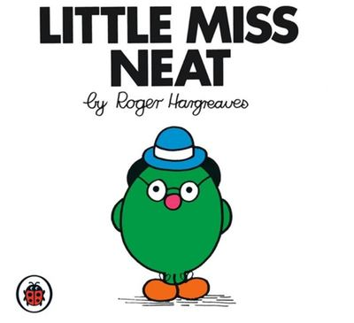 Little Miss Neat (Mr Men & Little Miss)