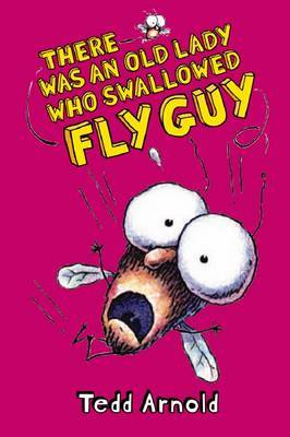 There Was An Old Lady Who Swallowed Fly Guy #4