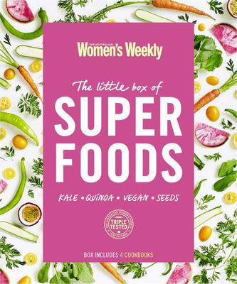 AWW The Little Box of Super Foods: 4 Books Slipcase