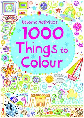 To Colour (1000 Things)
