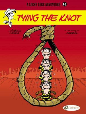 Tying the Knot (Lucky Luke #45)