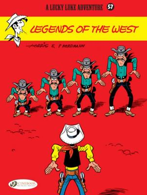 Legends of the West (Lucky Luke #57)