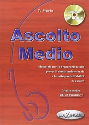 Ascolto Medio Book & CD