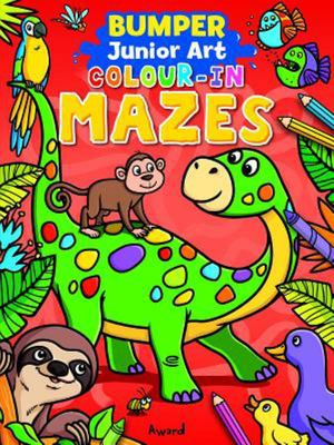 Junior Art Bumper Colour in Mazes