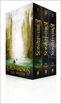 The Lord of the Rings (PB Box Set #1-3)