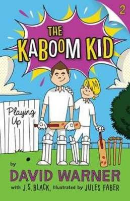 Playing Up (Kaboom Kid #2)