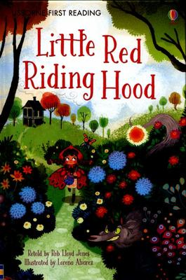 Little Red Riding Hood (Usborne First Reading Level 4)