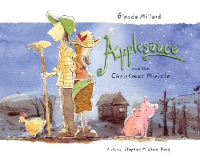 Applesauce and the Christmas Miracle HB