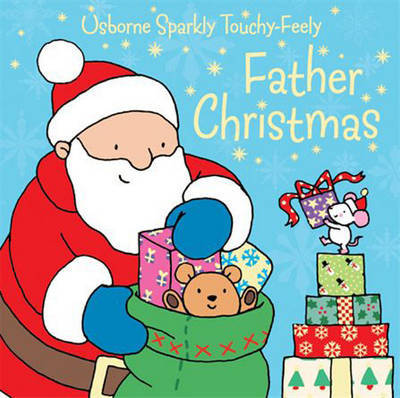 Sparkly Touchy Feely Father Christmas