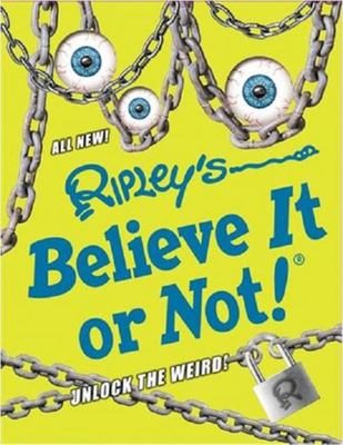 Ripley's Believe It or Not 2017. Unlock the Weird!