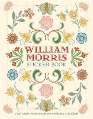 William Morris Sticker Book BS012