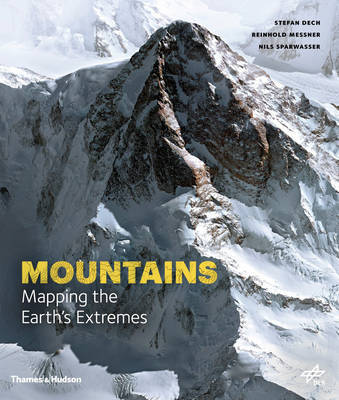 Unseen Extremes: Mapping the World's Greatest Mountains