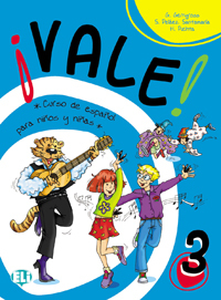 Vale! 3 Audio CD
