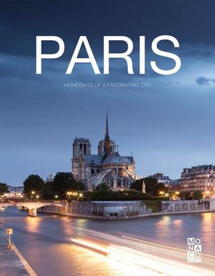 The Paris Book - Highlights of a Fascinating City