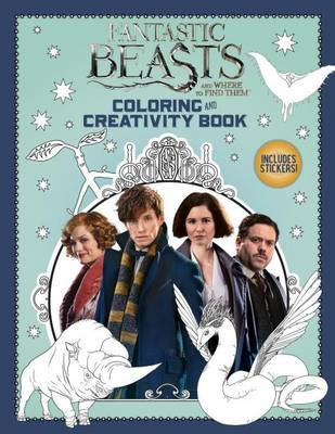 Colouring and Creativity Book (Fantastic Beasts and Where to Find Them)
