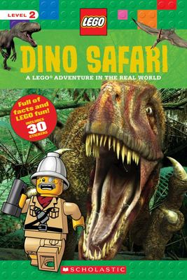 Dino Safari (A LEGO Adventure in the Real World)