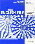 New English File Pre-Intermediate Workbook 2E