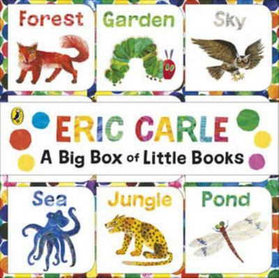 Eric Carle: Big Box of Little Books