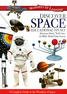 Discover Space: Educational Tin Set (Wonders of Learning)