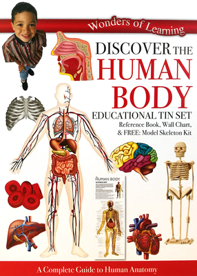 Discover the Human Body: Educational Tin Set (Wonders of Learning)