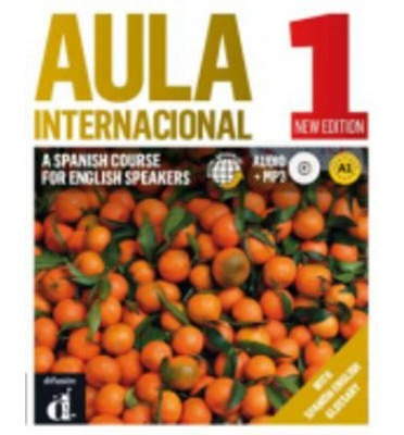 Aula Internacional 1/A1 English Edition Textbook