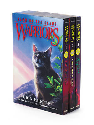 Dawn of the Clans (Warriors Series 5 Box Set #1-3)