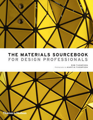Materials Sourcebook for Design Professionals
