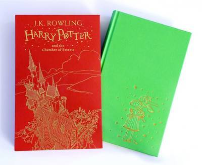 Harry Potter and the Chamber of Secrets (#2 HB Slipcase Gift Edition)