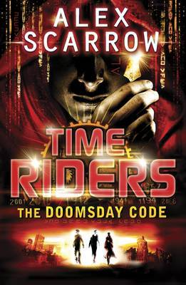 The Doomsday Code (Time Riders #3)