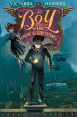 The Boy Who Knew Everything (Piper McCloud #2)