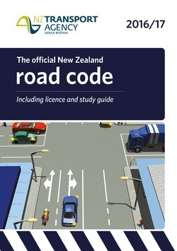 The Official New Zealand Road  dont re order
