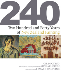 Two Hundred and Forty Years of NZ Painting (Stickerd Stock)