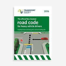Heavy Vehicle Road Code 2016