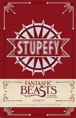 Fantastic Beasts : Stupefy Ruled Journal HB